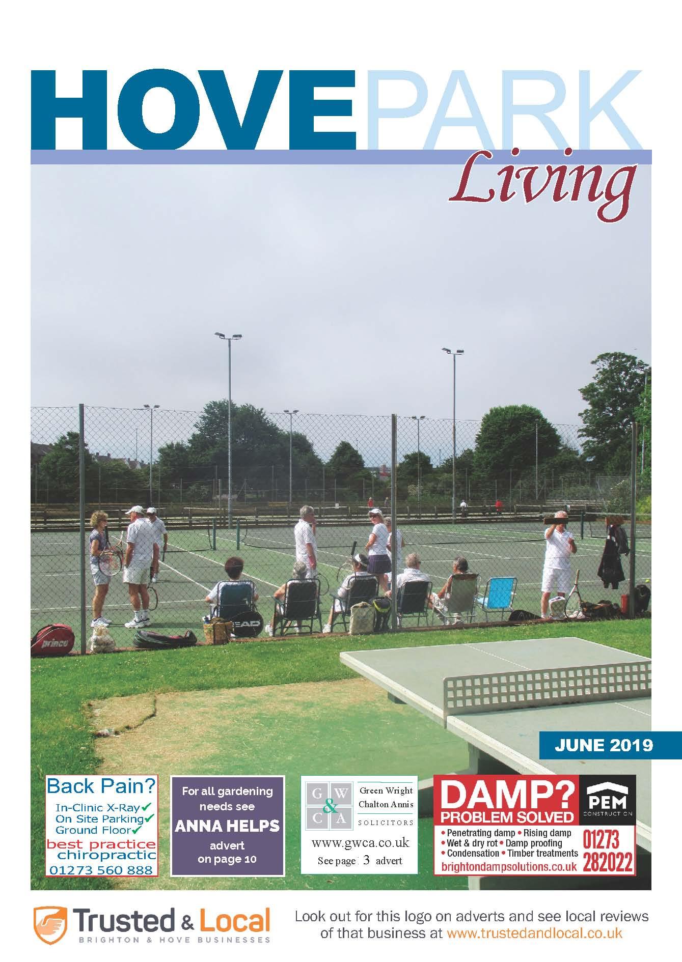 Hove Park Living