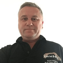 Kev Viney - Rainbow Building & Electrical Services